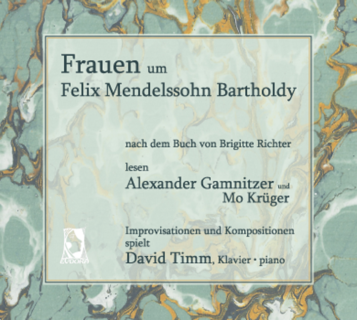 Women around Felix Mendelssohn Bartholdy.<br><br>[AUDIO-BOOK after the book by Brigitte Richter]<br><br>