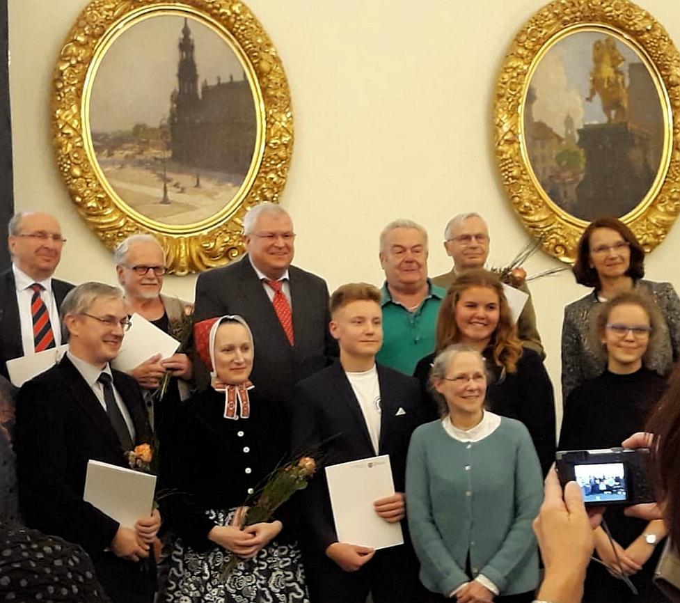 Sächsischer Landespreis für Heimatforschung