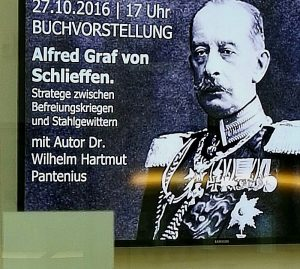 Schlieffen-Buchvorstellung Potsdam 2016-10-27
