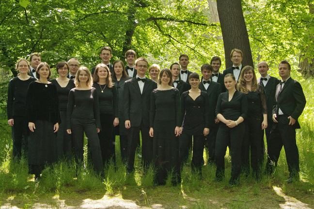 Sächsisches Vocalensemble, Foto: C. Lehmann